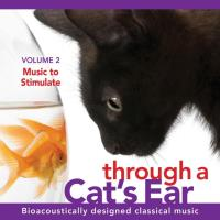 Through a Cat's Ear Vol. 2 - Music to Stimulate (CD) Leed, Joshua & Spector, Lisa