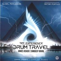 Drum Travel [2CDs] Asher, James & Raval, Sandeep