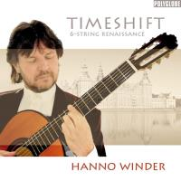 Timeshift - 6 String Renaissance [CD] Winder, Hanno