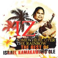 Somewhere Over The Rainbow [CD] Kamakawiwo'Ole, Israel (Iz)