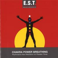 Chakra Power Breathing [CD] E.S.T.