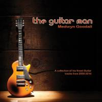Guitar Man [CD] Goodall, Medwyn