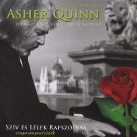 Heart and Soul Rhapsodies* (CD) Quinn, Asher (Asha)