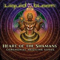 Heart of the Shaman [CD] Liquid Bloom