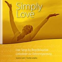 Simply Love [CD] Jacob, Suzanne & Campling, Timothy