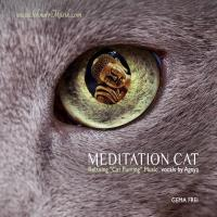 Meditation Cat (SchnurrMusik) [CD] Agnya