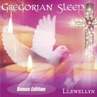 Gregorian Sleep [CD] Llewellyn