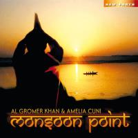 Monsoon Point [CD] Gromer Khan, Al & Cuni, Amelia