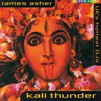 Kali Thunder (Tigers of the Remix) [CD] Asher, James