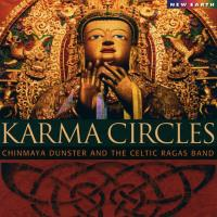 Karma Circles (CD) Chinmaya Dunster and The Celtic Ragas Band