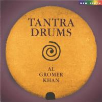 Tantra Drums [CD] Gromer Khan, Al