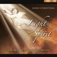 Light & Spirit [CD] Christian, Hans