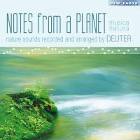 Notes from a Planet [CD] Deuter