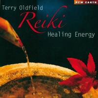 Reiki Healing Energy [CD] Oldfield, Terry