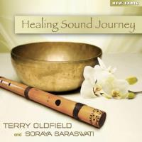 Healing Sound Journey [CD] Oldfield, Terry & Saraswati, Soraya