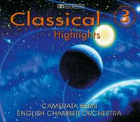 Classical Highlights [3CDs] [CD] V. A. (DOLBY SURROUND)