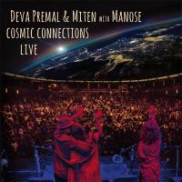 Cosmic Connections Live [CD] Deva Premal & Miten