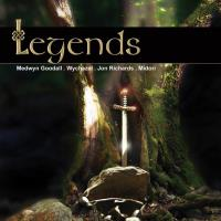 Legends [CD] V. A. (MG Music)