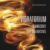 Vibratorium [CD] Kenyon, Tom
