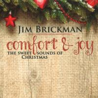 Comfort & Joy [CD] Brickman, Jim