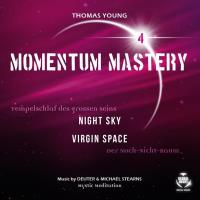 Momentum Mastery Vol. 4 - Night Sky & Virgin Space [CD] Young, Thomas