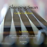 Sleeping Swan - Guitar Lullabies [CD] Burhoe, Ty