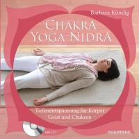 Chakra Yoga Nidra [Book+CD] Kündig, Barbara