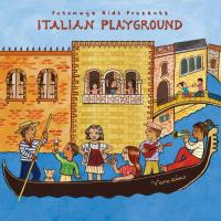 Italian Playground [CD] Putumayo Presents