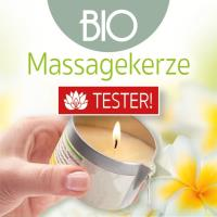 Tester Bio Massage Candles Buddha2Buddha