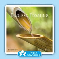 Endless Floating [CD] O'Brian, Ceridwen