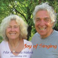Joy of Singing [CD] Makena, Peter