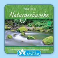 Naturgeräusche Vol. 1 [mp3 Download] Stein, Arnd