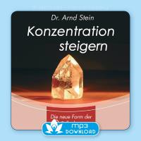 Konzentration steigern [mp3 Download] Stein, Arnd