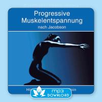 Progressive Muskelentspannung nach Jacobson [mp3 Download] Stein, Arnd & Kos, Hildegard