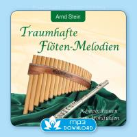 Traumhafte Flöten-Melodien [mp3 Download] Stein, Arnd
