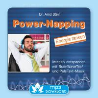 Power Napping – Energie tanken [mp3 Download] Stein, Arnd (BrainWaveTech)