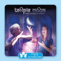 Temple Moon [CD] Oldfield,  & Soraya