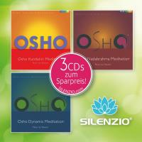Osho Active Meditation CD Collection [3CDs-Set] Osho