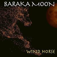 Wind Horse [CD] Baraka Moon
