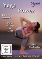 Yoga Power [DVD] Stendel, Inga Jagadamba