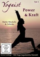 Yogaist - Power & Kraft [DVD] Stendel, Inga Jagadamba