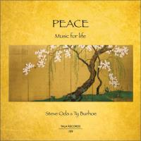 Peace - Music for Life [CD] Burhoe, Ty & Oda, Steve
