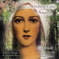 Healing Light of the Amazon [CD] Raphael & Villela, Claudia