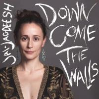 Down Come The Walls [CD] Jai-Jagdeesh