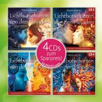 Lichtbotschaften von den Plejaden Collection [4CDs-Set] Klemm, Pavlina