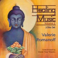 Healing Music Vol. 2 [2CDs] Romanoff, Valerie