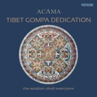 Tibet Gompa Dedication [CD] Acama