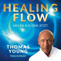 Healing Flow [CD] Young, Thomas