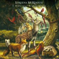 A Midwinter Night's Dream [CD] McKennitt, Loreena
