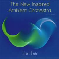 Silent Music [CD] The New Inspired Ambient Orchestra (Büdi Siebert)